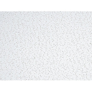 OWAcoustic Cosmos Premium Ceiling Tile 600mm x 600mm Tegular Edge 15mm