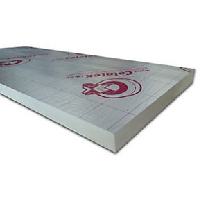 Celotex PIR Full Fill Cavity Wall Insulation Board 97mm CF5097 1200mm x 450mm