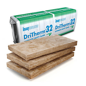 Knauf Earthwool Dritherm 32 Ultimate 150mm x 1200mm x 455mm