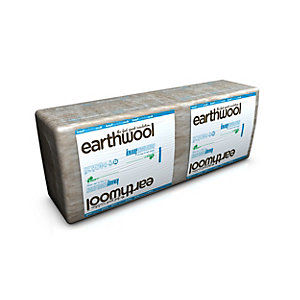 Knauf Earthwool Frametherm 38 Insulation Slab 140mm 1170mm x 570mm
