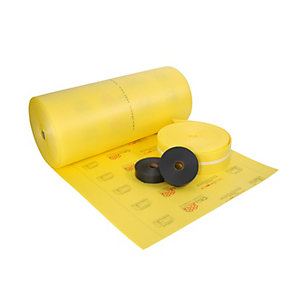 Cellecta Yelofon System Pack HD10+ including edge strip and jointing tape