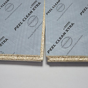 Egger Chipboard Peelclean XTRA Tongue And Grooved 4 Sides 18mm x 2400mm x 600mm