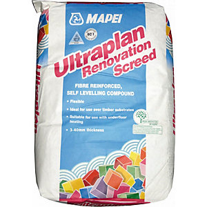 Mapei Ultraplan Renovation Screed 25Kg Bag