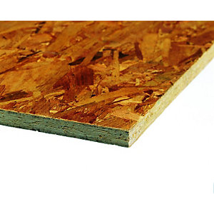Conditioned Oriented Strand Board Osb 3 Bba 11mm  2440mm x 1220mm