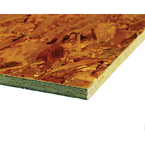 Conditioned Oriented Strand Board Osb 3 Bba 18mm 2440mm x 1220mm