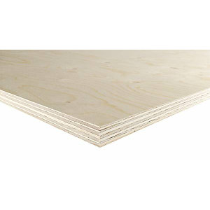 Spruce Plywood 18mm x 1200mm x 2400mm