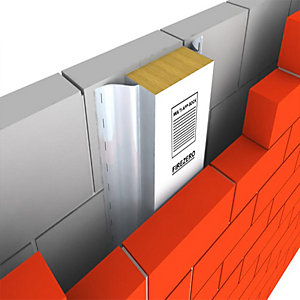 Firezero Timber Cavity Barrier Sock 141mm - 150mm x 1200mm