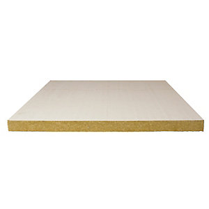 Rockwool Hardrock Multi Fix Recovery Board 30mm 1200mm X 1000mm