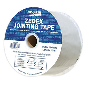 Zedex DPC Jointing Tape 100mm x 15m