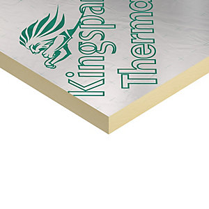 Kingspan Thermapitch TP10 Insulation Board 2400mm x 1200mm