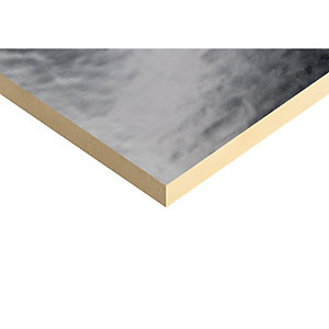 Kingspan Thermaroof TR26 Insulation Board 2400mm x 1200mm