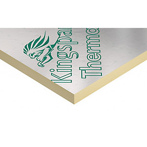 Kingspan Thermawall TW50 Insulation Board 1200mm x 450mm