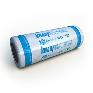 Knauf Earthwool Combi Cut 44 Loft Roll Insulation 100mm - 200mm