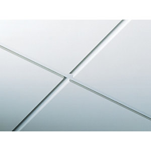 Armstrong Graphis Microlook Mix B Ceiling Tile 600mm x 600mm x 17mm Edge