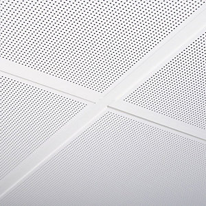 Rockfon Koral Ceiling Tile 1200mm x 600mm x 15mm Square Edge