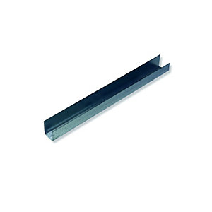 Knauf Metal Furring Perimeter Channel 0.5 Gauge 27mm x 3600mm