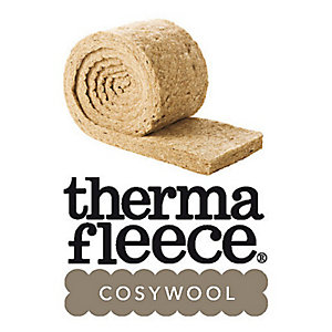 Thermafleece Cosywool 50mm Natural Sheeps Wool Insulation 570mm Split
