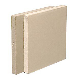 British Gypsum Gyproc TEN 12.5mm Tapered Edge Plasterboard 2400mm x 1200mm