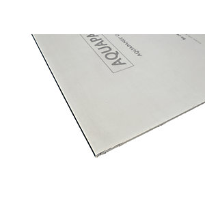 Knauf Aquapanel Tile Backing Board 6mm 1200mm x 900mm