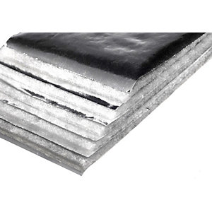 TLX Silver Multifoil Pitched Roof Insulation 1200mm x 10m