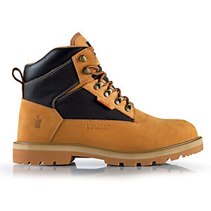 Scruffs New Twister Nu Buck Hiker Safety Boot