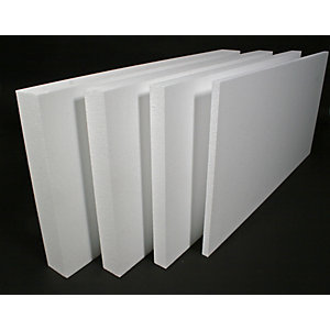 Kay Metzeler EPS70 Expanded Polystyrene Insulation Board 2400mm x 1200mm x 75mm