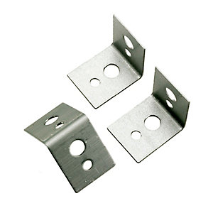 Treetex Angle Fixing Ceiling Bracket Pack of 100
