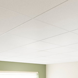 Sektor Puretone 15mm Square Edge Ceiling Tile 600mm x 600mm