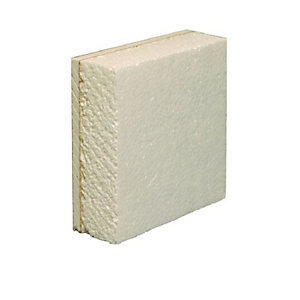British Gypsum Gyproc Thermaline 22mm Tapered Edge Plasterboard 2400mm x 1200mm