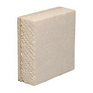 British Gypsum Gyproc Thermaline 40mm Tapered Edge Plasterboard 2400mm x 1200mm