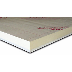 Celotex Insulation PL3025 Thermal Laminate 25mm + 12.5mm 2400mm x 1200mm