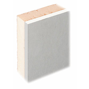 Knauf Plasterboard Thermal Laminate Plus 55mm Tapered Edge 2400mm x 1200mm