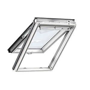 VELUX White Paint Laminated Glazing 940mm x 1400mm Top Hung GPLPK082070
