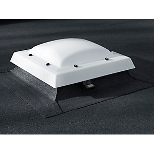 VELUX Flat Roof Window Fixed 120cm x 120cm CFP 120120