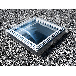 VELUX Flat Roof Window Fixed 60cm x 60cm CFP 060060