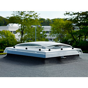 VELUX Integra Electric Flat Roof Window 100cm x 100cm CVP 100100
