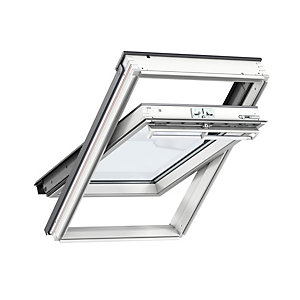 VELUX Laminated Glazing 1140mm x 1180mm Centre Pivot GGLSK06