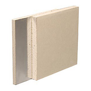 British Gypsum Gyproc Duplex 15mm Tapered Edge Plasterboard 2400mm x 1200mm