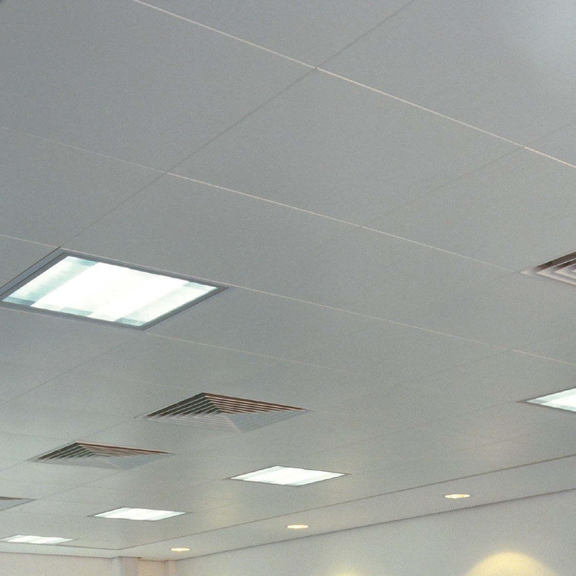 Suspended ceiling tiles gradschoolfairs suspended ceiling tiles perforated square edge dailygadgetfo Gallery